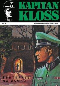 Kapitan Kloss. Spotkanie na zamku. Tom 16 - Andrzej Zbych