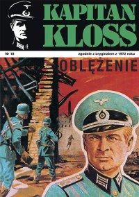 Kapitan Kloss. Oblężenie. Tom 18 - Andrzej Zbych