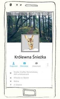Królewna Śnieżka - Magdalena Śliwińska