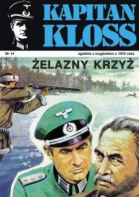 Kapitan Kloss. Żelazny krzyż. Tom 14 - Andrzej Zbych