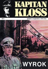 Kapitan Kloss. Wyrok. Tom 9 - Andrzej Zbych