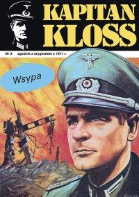 Kapitan Kloss. Wyspa. Tom 2 - Andrzej Zbych