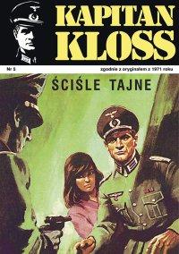 Kapitan Kloss. Ściśle tajne. Tom 5 - Andrzej Zbych