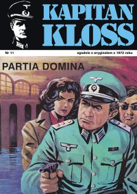 Kapitan Kloss. Partia Domina. Tom 11 - Andrzej Zbych