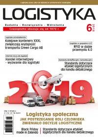 Logistyka 6/2018 - Opracowanie zbiorowe