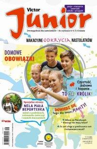 Victor Junior nr 16 (392) 8 sierpnia 2019 - Ewa Mackiewicz