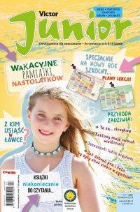 Victor Junior nr 17 (393) 22 sierpnia 2019 - Ewa Mackiewicz