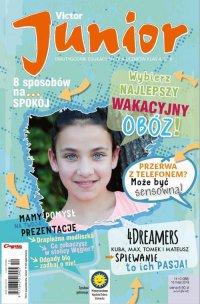 Victor Junior nr 10 (386) 16 maja 2019 - Ewa Mackiewicz