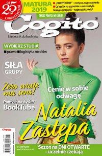 Cogito nr 5 (539) MAJ 2019 - Ola Siewko