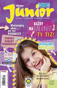 Victor Junior nr 15 (391) 25 lipca 2019 - Ewa Mackiewicz