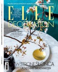 Elle Decoration 3/2021 - Opracowanie zbiorowe