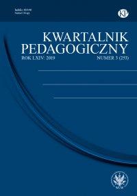 Kwartalnik Pedagogiczny 2019/3 (253) - Adam Fijałkowski