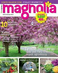 Magnolia 5/2016 - Opracowanie zbiorowe