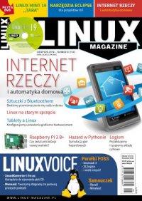 Linux Magazine 08/2018 (174) - Opracowanie zbiorowe
