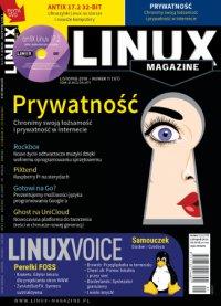 Linux Magazine 11/2018 (177) - Opracowanie zbiorowe