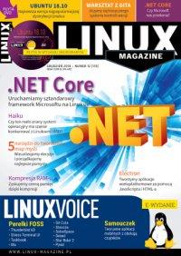 Linux Magazine 12/2018 (178) - Opracowanie zbiorowe