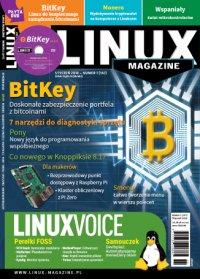 Linux Magazine 1/2018 (167) - Opracowanie zbiorowe