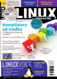 Linux Magazine 3/2018 (169) - Opracowanie zbiorowe