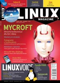 Linux Magazine 07/2018 (173) - Opracowanie zbiorowe