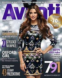 Avanti 12/2015 - Opracowanie zbiorowe