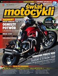 Świat Motocykli 12/2015 - Opracowanie zbiorowe
