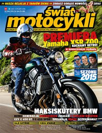Świat Motocykli 1/2016 - Opracowanie zbiorowe
