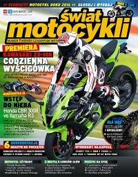 Świat Motocykli 3/2016 - Opracowanie zbiorowe