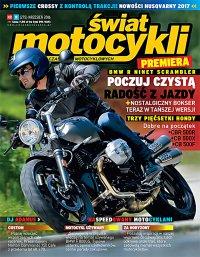 Świat Motocykli 9/2016 - Opracowanie zbiorowe