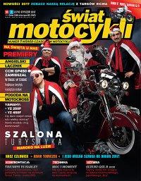 Świat Motocykli 01/2017 - Opracowanie zbiorowe
