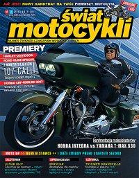 Świat Motocykli 2/2017 - Opracowanie zbiorowe