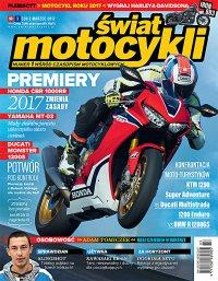 Świat Motocykli 3/2017 - Opracowanie zbiorowe