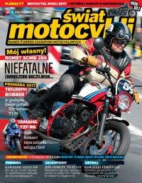 Świat Motocykli 6/2017 - Opracowanie zbiorowe