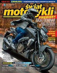 Świat Motocykli 11/2017 - Opracowanie zbiorowe