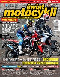 Świat Motocykli 1/2018 - Opracowanie zbiorowe