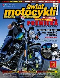 Świat Motocykli 11/2015 - Opracowanie zbiorowe