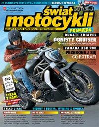 Świat Motocykli 4/2016 - Opracowanie zbiorowe