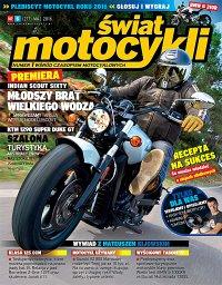 Świat Motocykli 5/2016 - Opracowanie zbiorowe