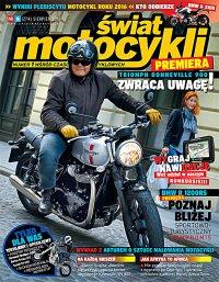 Świat Motocykli 8/2016 - Opracowanie zbiorowe