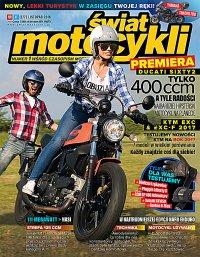 Świat Motocykli 11/2016 - Opracowanie zbiorowe