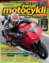 Świat Motocykli 12/2016 - Opracowanie zbiorowe