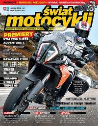 Świat Motocykli 4/2017 - Opracowanie zbiorowe
