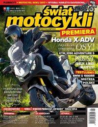 Świat Motocykli 5/2017 - Opracowanie zbiorowe