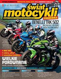 Świat Motocykli 9/2017 - Opracowanie zbiorowe