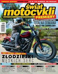 Świat Motocykli 12/2017 - Opracowanie zbiorowe