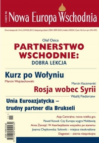 Nowa Europa Wschodnia 6/2013 - Opracowanie zbiorowe