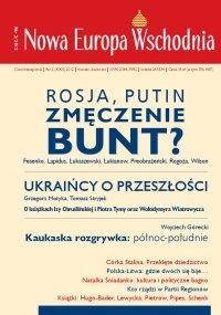 Nowa Europa Wschodnia 2/2012 - Jadwiga Rogoża