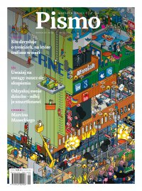 Pismo. Magazyn Opinii 09/2019 - Anna Cieplak