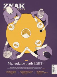 Miesięcznik Znak nr 777: My, rodzice osób LGBT+ - Opracowanie zbiorowe