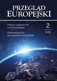 Przegląd Europejski 2019/2 - Konstanty Adam Wojtaszczyk