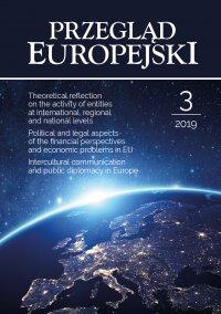 Przegląd Europejski 2019/3 - Konstanty Adam Wojtaszczyk